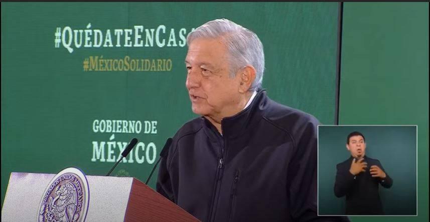 No uso cubrebocas porque López-Gatell no lo recomienda: AMLO