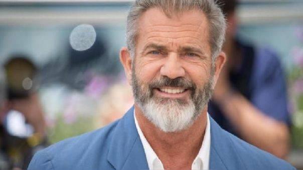 Revelan que Mel Gibson estuvo hospitalizado un mes por Covid-19