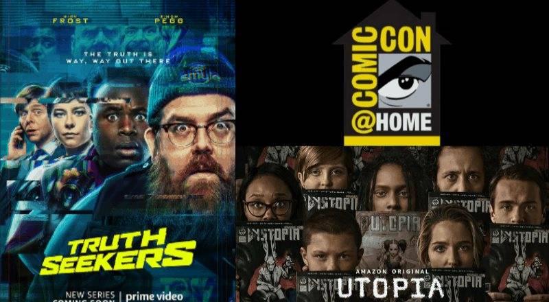 Amazón Prime Video anuncia avances de Comic Con at home