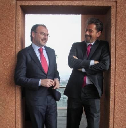 Eduardo Videgaray defiende a su hermano tras declaraciones de Lozoya