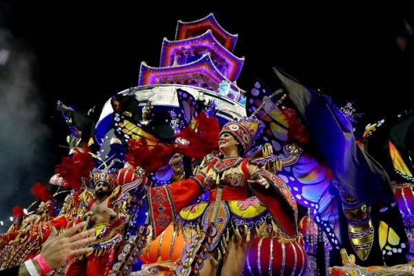Aplazan carnaval de Sao Paulo por Covid-19