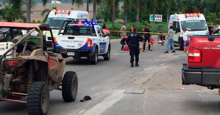 Fiscalía de Jalisco investiga ataque a grupo de personas que visitaba Puerto Vallarta