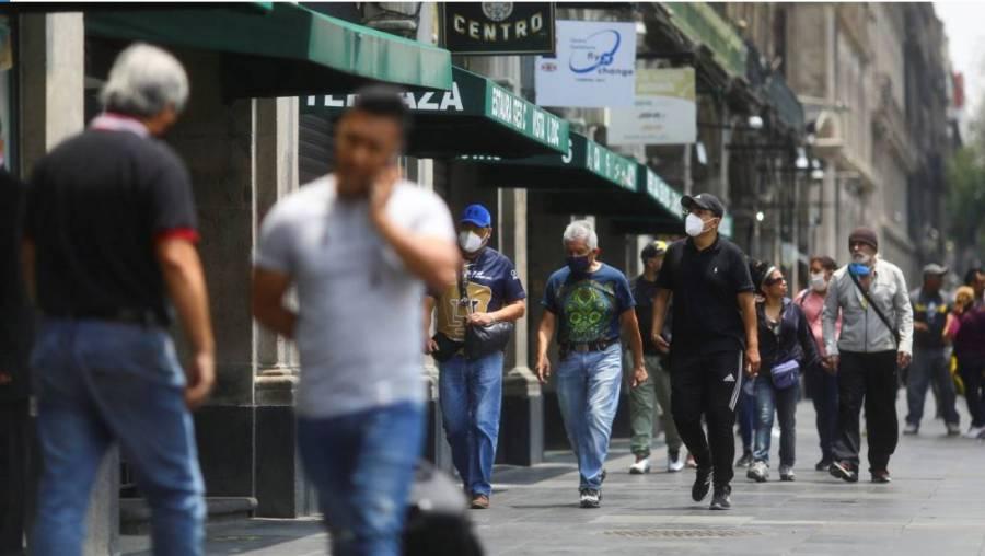 Superan los 385 mil contagios por Covid-19 en México