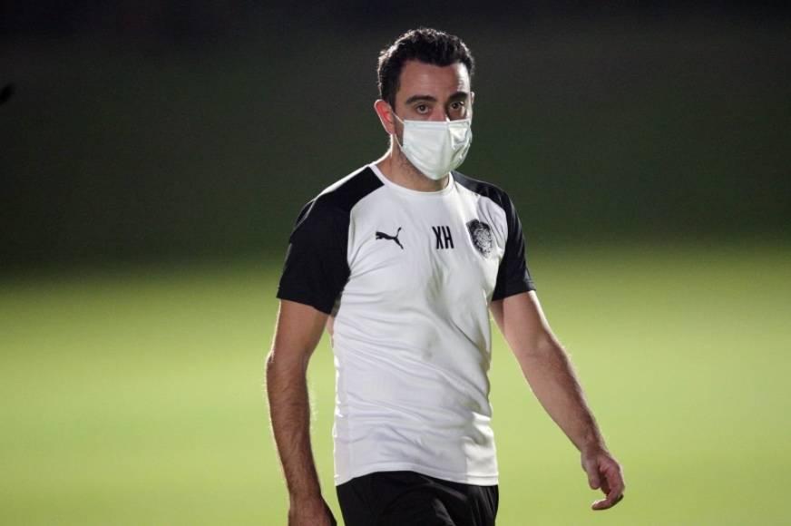Xavi Hernández da positivo a Covid-19