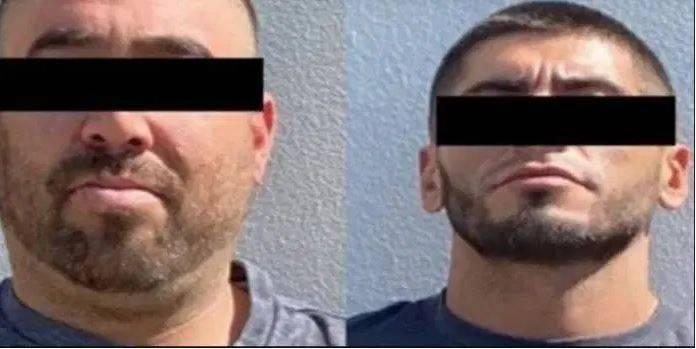 Capturan en BJ a dos presuntos operadores del Cártel de Sinaloa