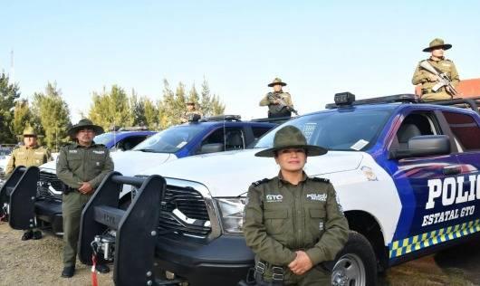 Policía Rural de Guanajuato obtiene importantes resultados en combate al delito y la impunidad