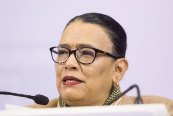 AMLO designa a Rosa Icela Rodríguez como coordinadora de Puertos y Marina Mercante