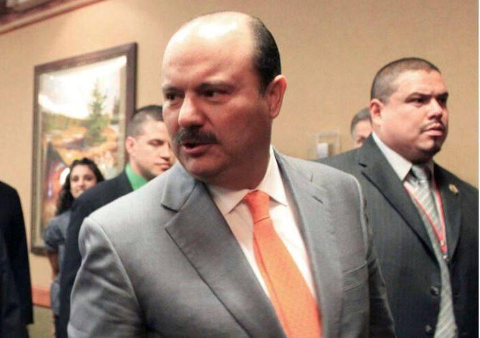 Fiscal de EE.UU. pide negar libertad bajo fianza a César Duarte
