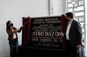 Sheinbaum Retira placa de Díaz Ordaz por ignomia