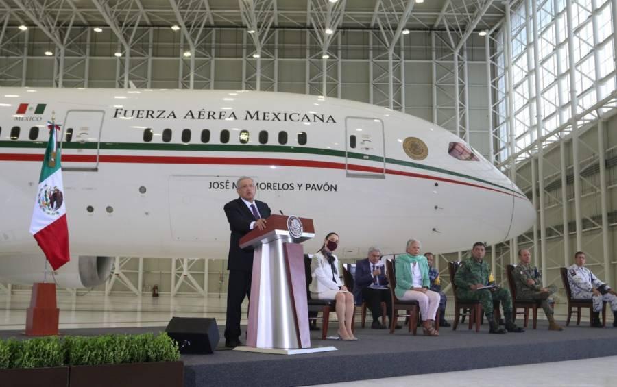 Avión presidencial será para quien pague más