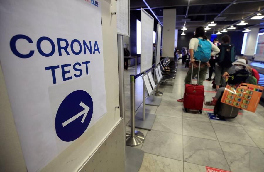 Alemania impondrá pruebas de Covid-19 a viajeros de países de riesgo, entre ellos México