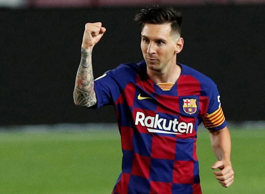 Bartomeu confía en que Messi firmará un nuevo contrato