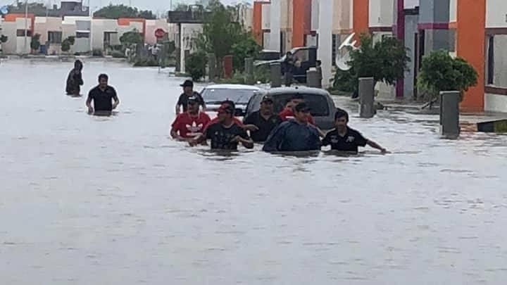 """Aumenta a cuatro el número de fallecidos por paso de huracán """"Hanna"""""""