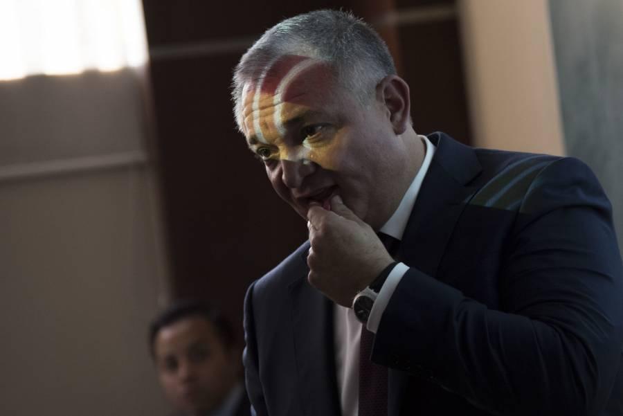 Posponen audiencia de García Luna hasta octubre