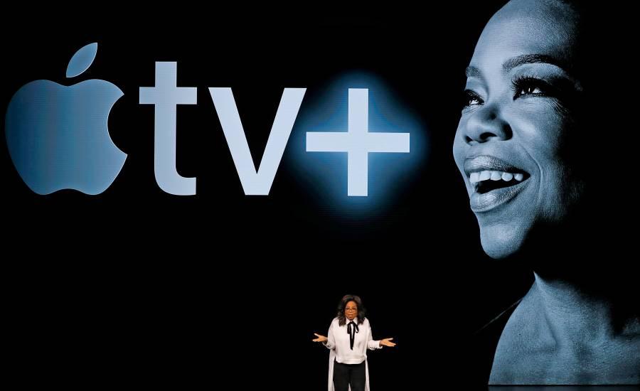 Oprah Winfrey abordará el racismo en nuevo show para Apple TV+