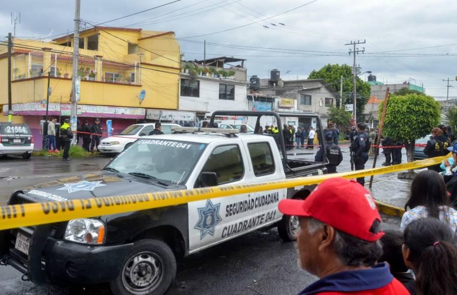 Policía habría asesinado a un carnicero en Ecatepec