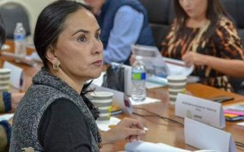 La suplente de Vanesa Rubio se suma a Morena