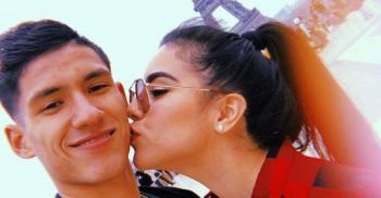 Esposa de Uriel Antuna graba sus síntomas de covid-19