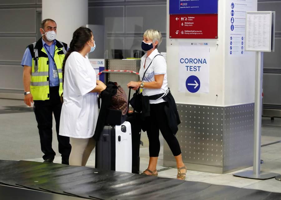 Alemania pide evitar viajes a España por rebrote de Covid-19