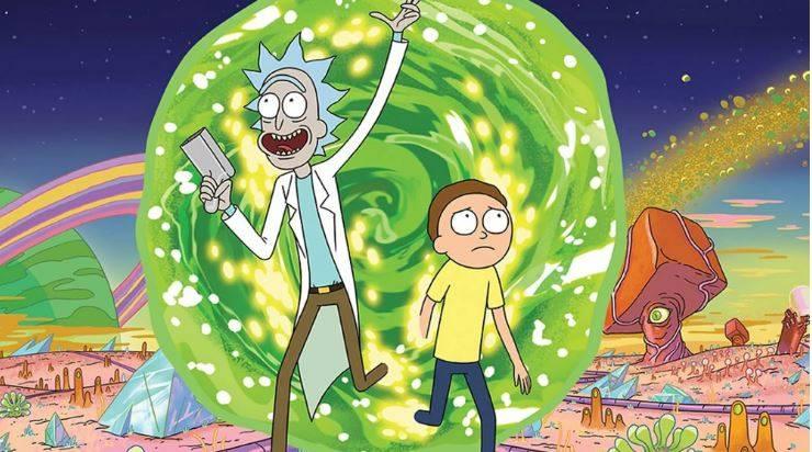 """Ya está completa la temporada 4 de """"Rick y Morty"""" en Netflix"""