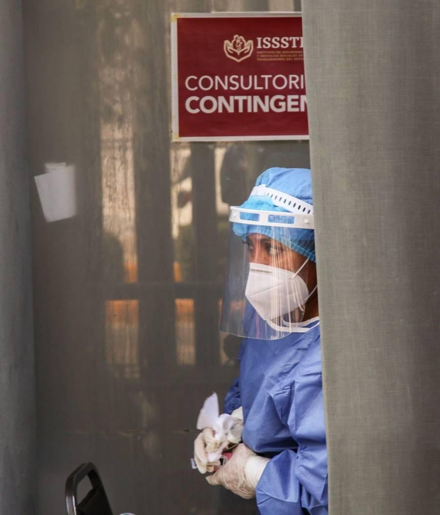 CDMX supera las 7 mil muertes por Covid-19