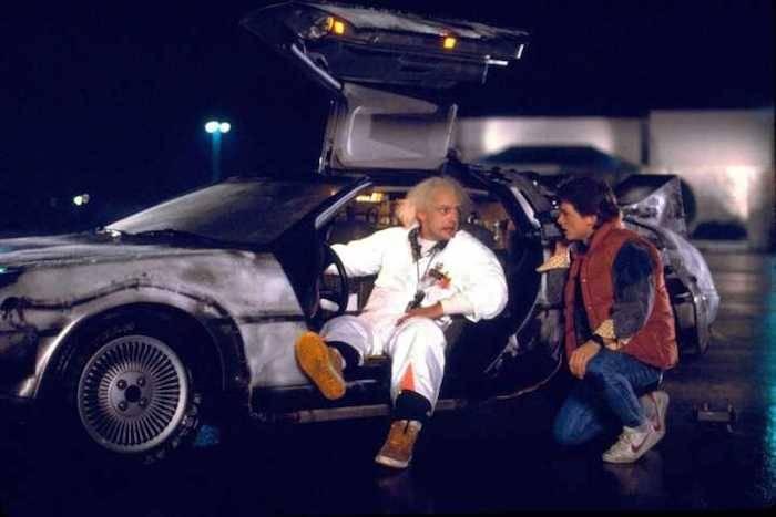 """""""Volver al futuro"""" celebra su 35 aniversario con material inédito"""
