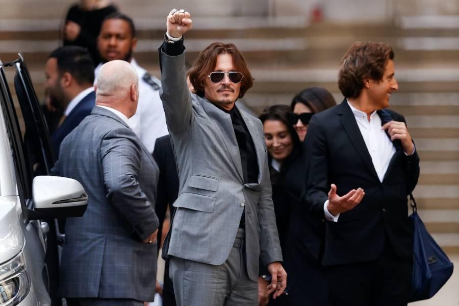 Abogado asegura que Johnny Depp fue víctima de la