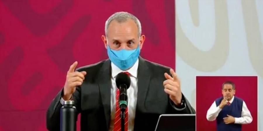 Supera México los 400 mil contagios por Covid-19 y hay casi 45 mil muertes
