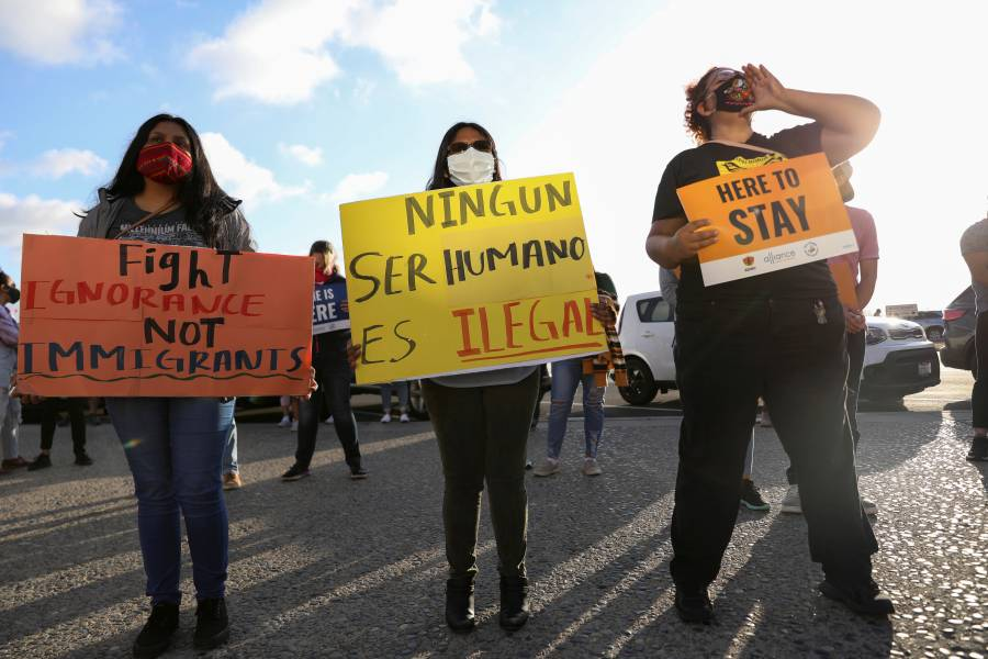"""EU pone fin a la protección migratoria de los """"dreamers"""""""