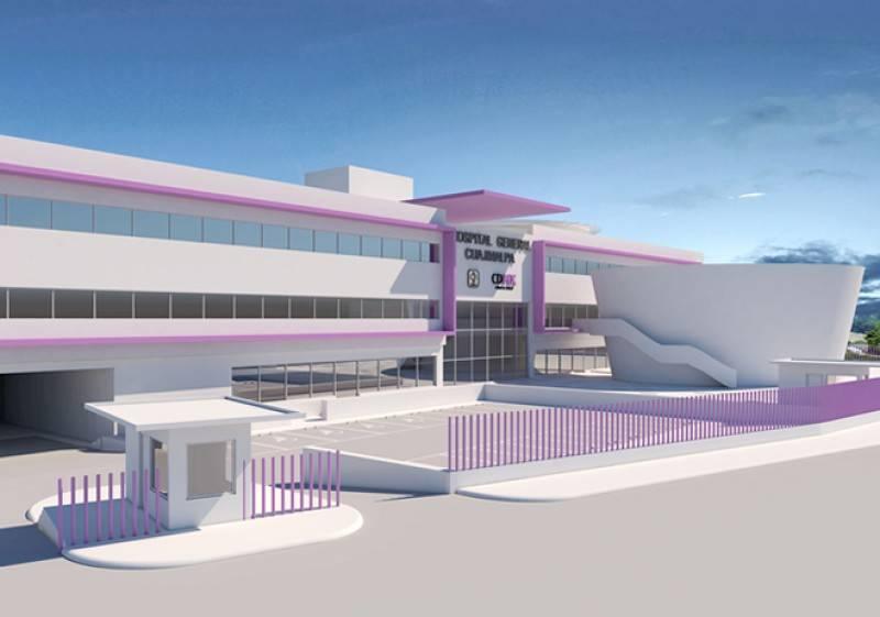 GobCDMX anuncia nuevo proyecto para el Hospital de Cuajimalpa