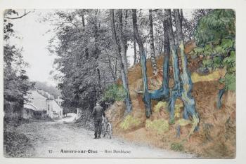 """Descubren ubicación de """"Raíces de árbol""""; última obra de Van Gogh"""