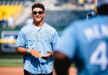 Patrick Mahomes nuevo inversionista de los Kansas City Royals