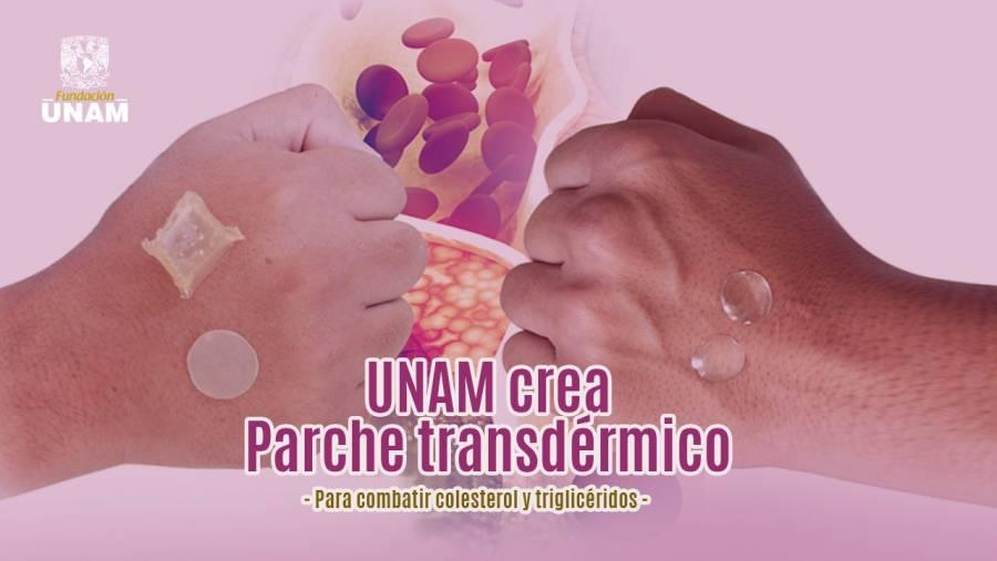 Científicos de la UNAM desarrollan parche para control de peso