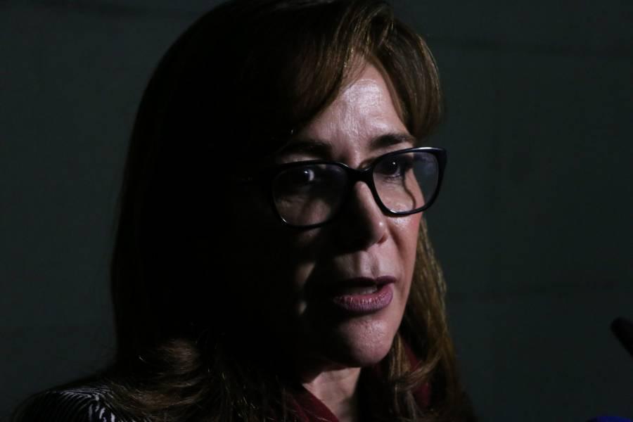 TEPJF revoca amonestación pública de Morena contra Yeidckol Polevnsky