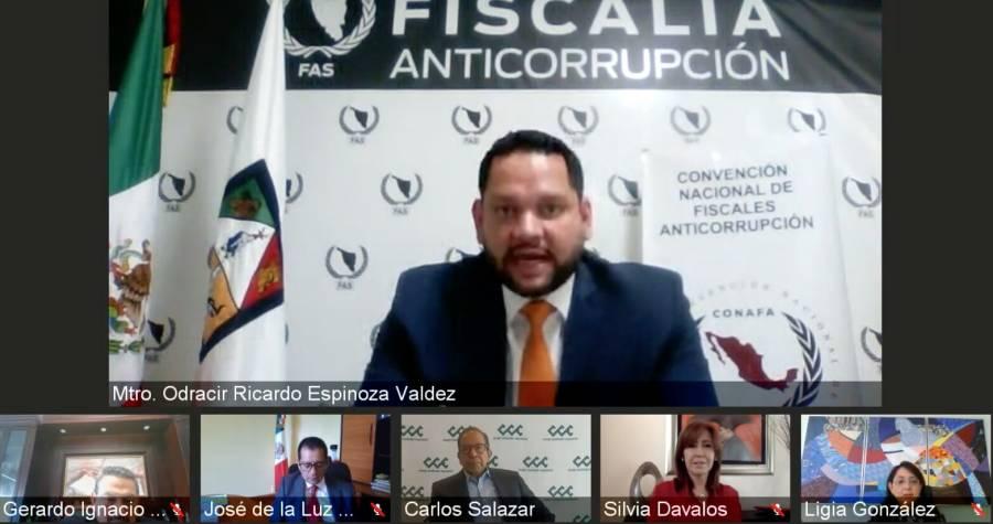 En la lucha contra la corrupción hemos fallado: CCE