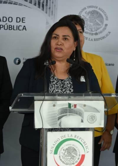 """Adriana Díaz: """"La negligencia del gobierno es la causa de muertes por Covid-19"""""""
