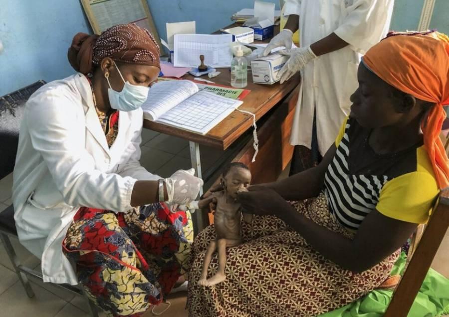Hambre matará a 128,000 niños en  el primer año de pandemia: ONU