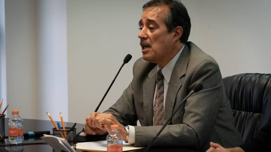 Senado nombra a Alfredo Domínguez director de Centro Federal de Conciliación