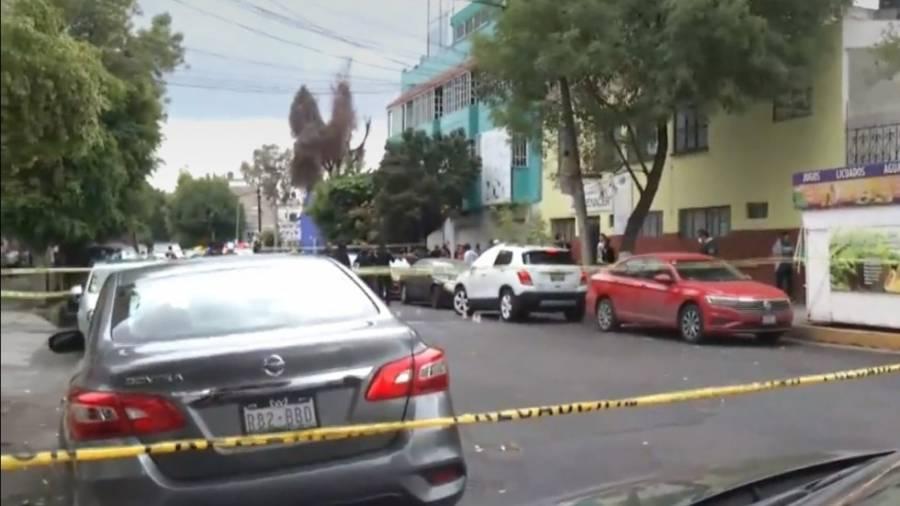 Asesinan a dueño de gimnasio en la colonia Romero Rubio