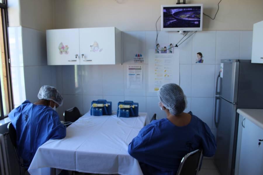 Advierte secretaria de Salud estatal saturación de hospitales en Colima