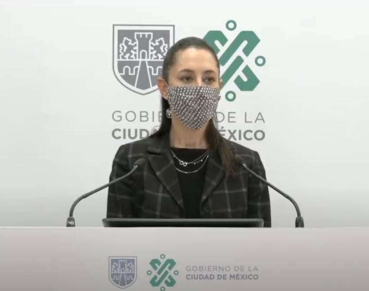 GobCDMX en alerta por incremento de hospitalizaciones de Covid-19