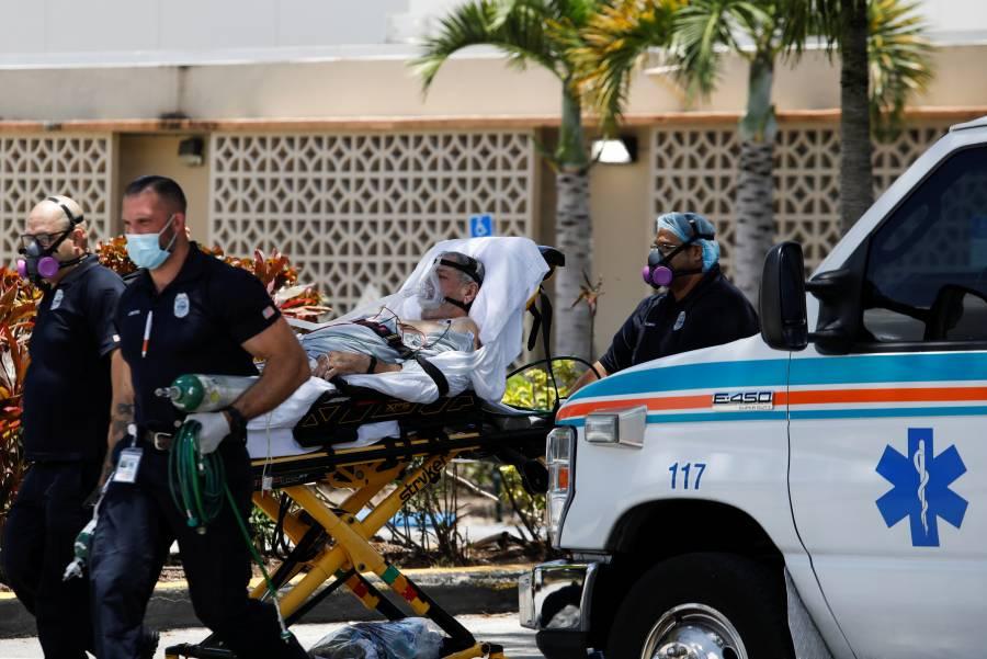 Las muertes por Covid-19 en Estados Unidos representan un 22.6% a nivel mundial