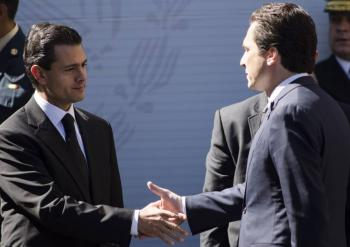 Por primera vez, mencionan a Peña Nieto en audiencia de Lozoya