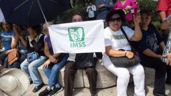IMSS informa a pensionados que el 31 de julio recibirán el pago correspondiente al mes de agosto