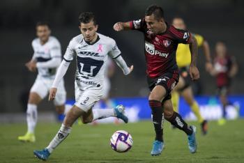 Aplazan juego entre Atlas y Pumas de la jornada 2