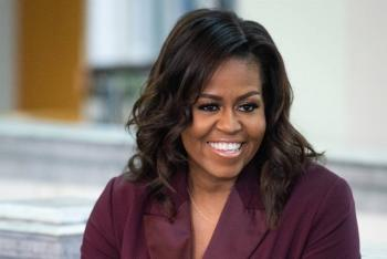 Michelle Obama lanza su propio podcast en Spotify