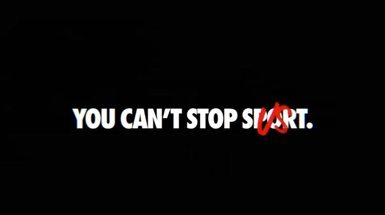 """Nike lanza mensaje de unidad con spot """"You Can't Stop Us"""""""