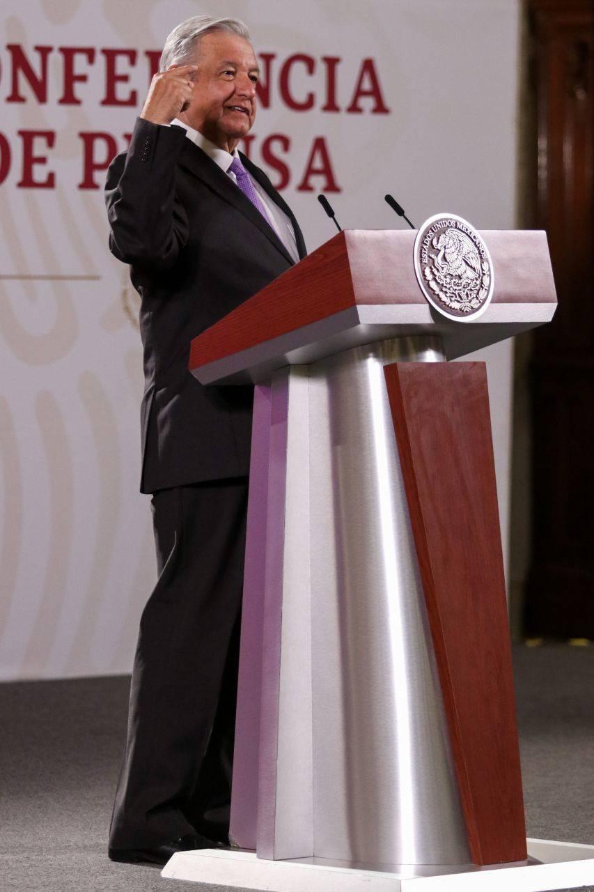 NOMBRAMIENTO DE ISABEL ARVIDE, RECONOCIMIENTO A SU TRAYECTORIA: AMLO