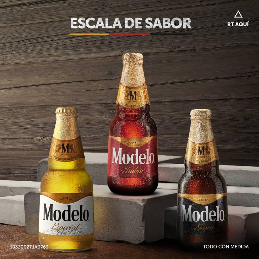 Nueva cerveza 'Modelito' especial sale a la venta