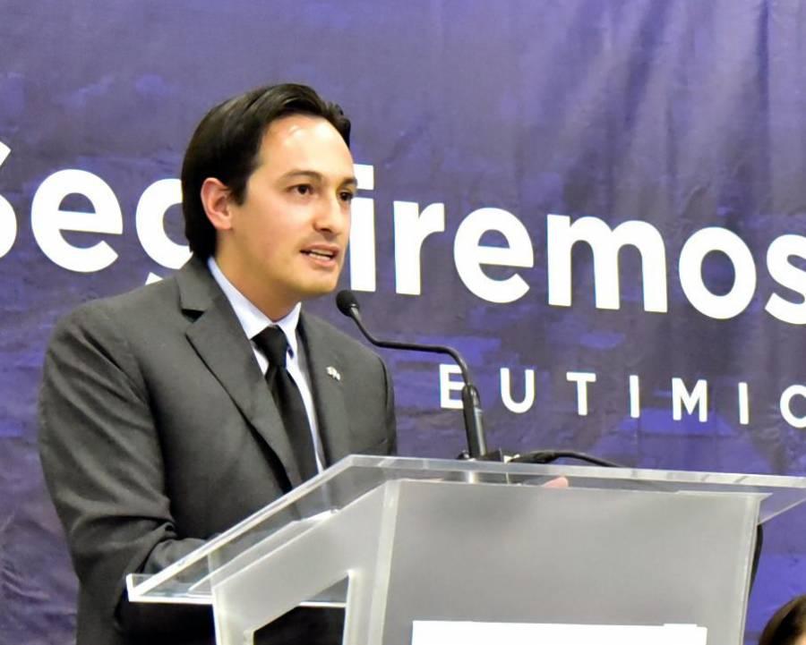 Salario solidario evitará desempleo en la CDMX: Andrés Atayde
